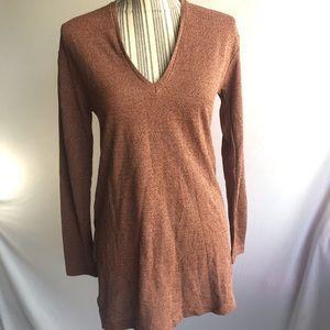NWT Zara Trafaluc Tunic shirt Small
